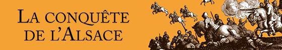 La conquête de l'Alsace_KINTZ