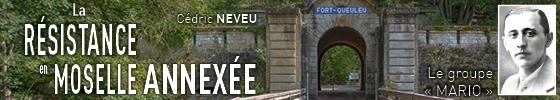 La résistance en Moselle annexée