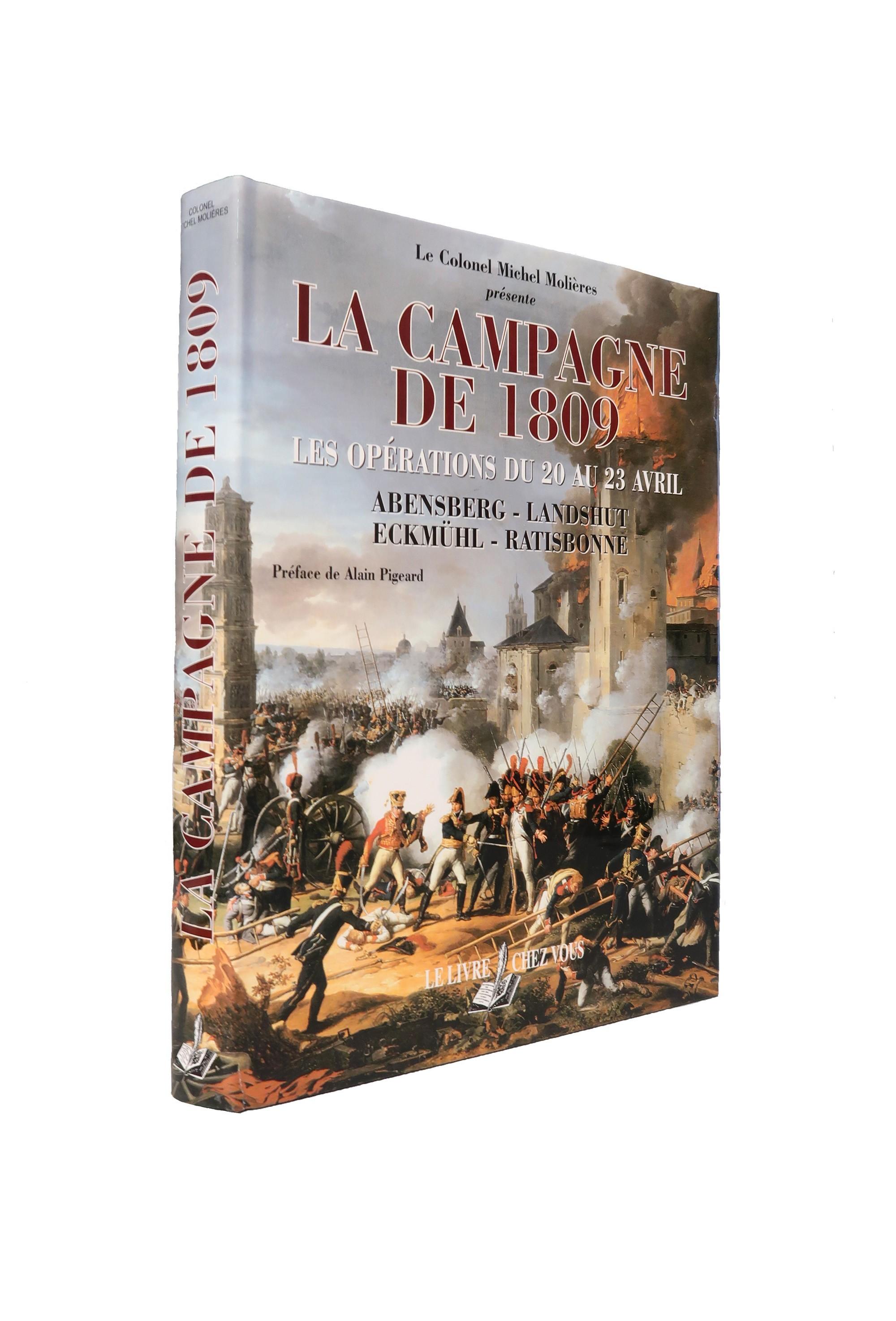 La Campagne de 1809 - Les opérations du 20 au 23 avril