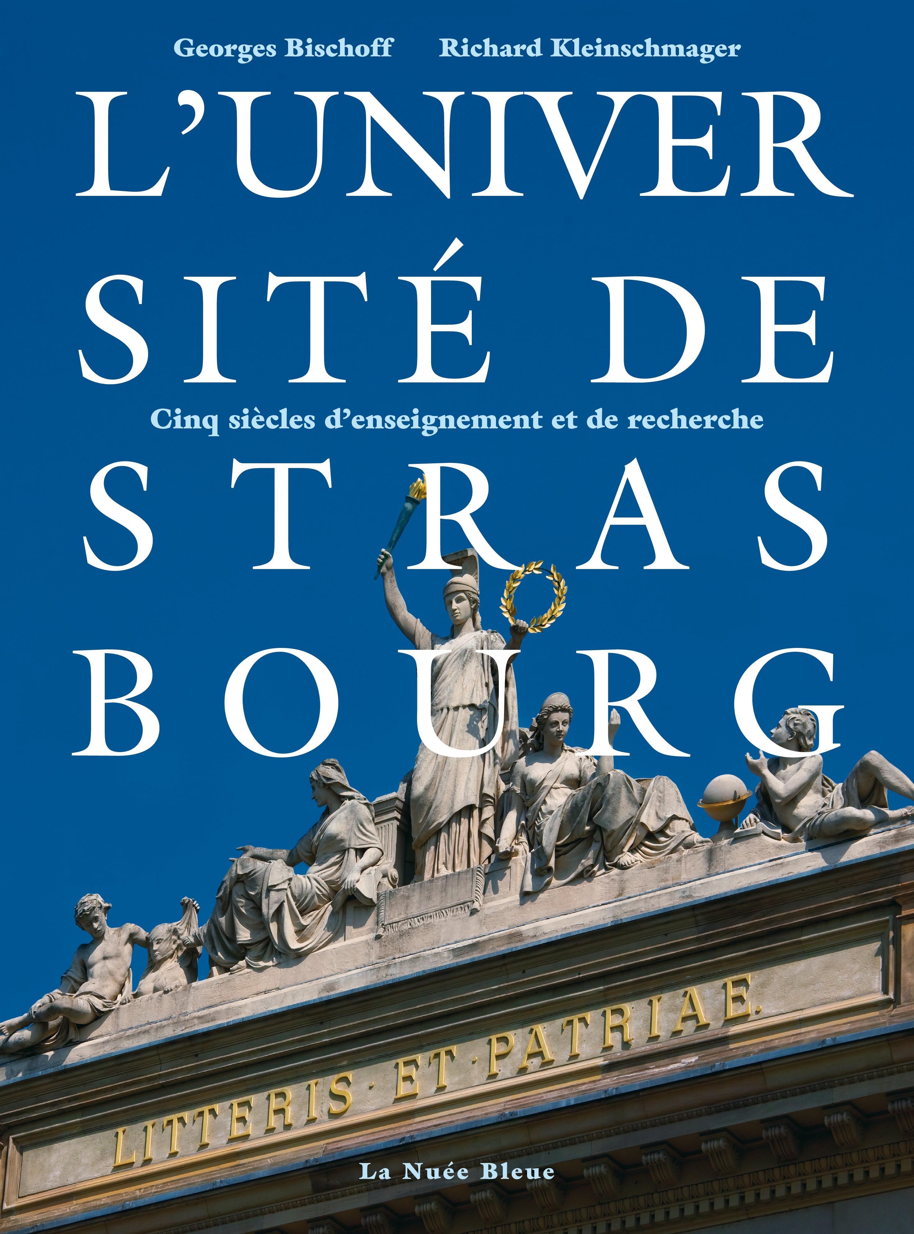L'Université de Strasbourg