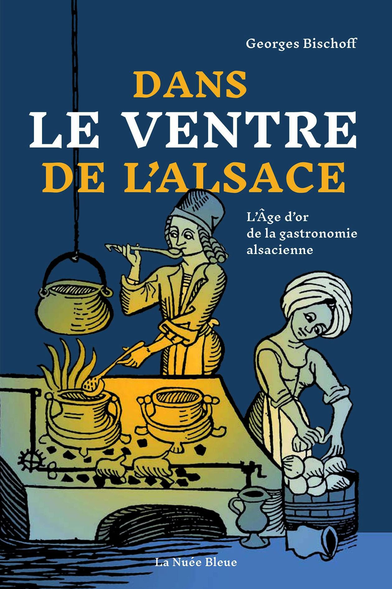 Dans le ventre de l'Alsace