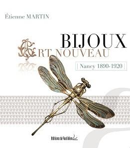 Bijoux Art Nouveau - Prix littéraire des Conseils Départementaux 2016
