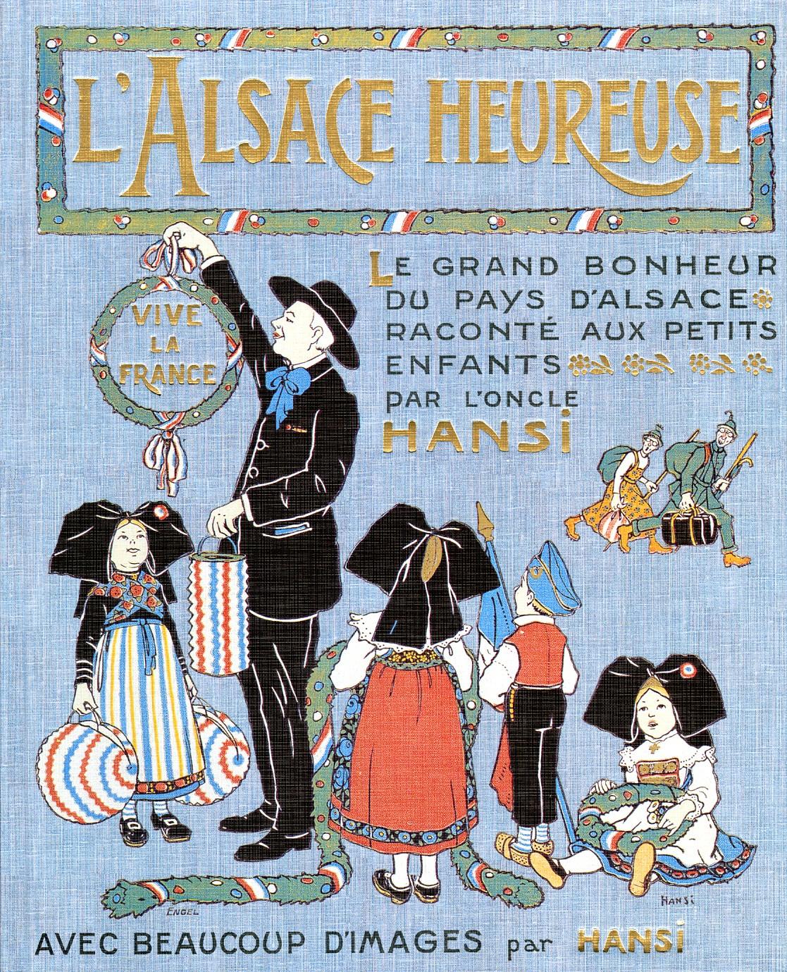 Hansi, l'Alsace heureuse