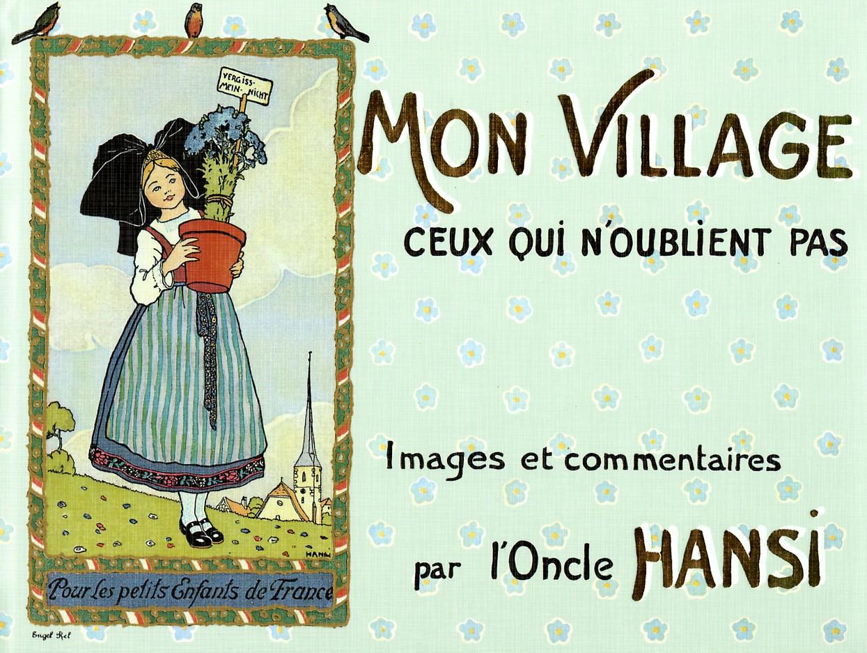 Hansi, mon village - Edition originale