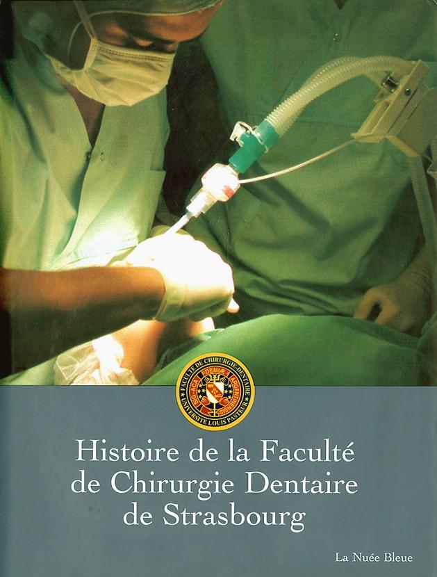 Histoire de la faculté de chirurgie dentaire de Strasbourg