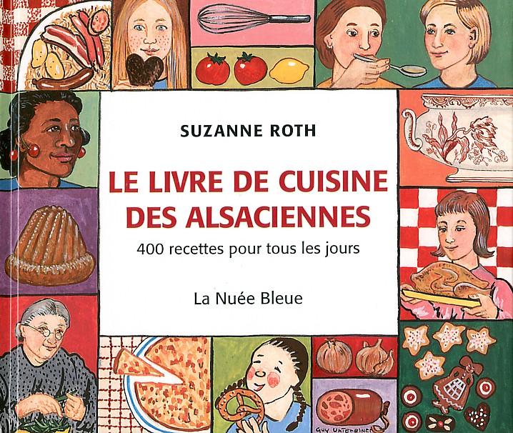 Le livre de cuisine des Alsaciennes