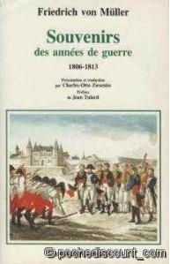 Souvenirs des années de guerre (1806-1813)
