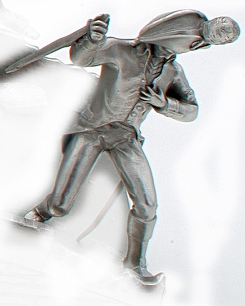 Figurine : Muiron au pont d'Arcole