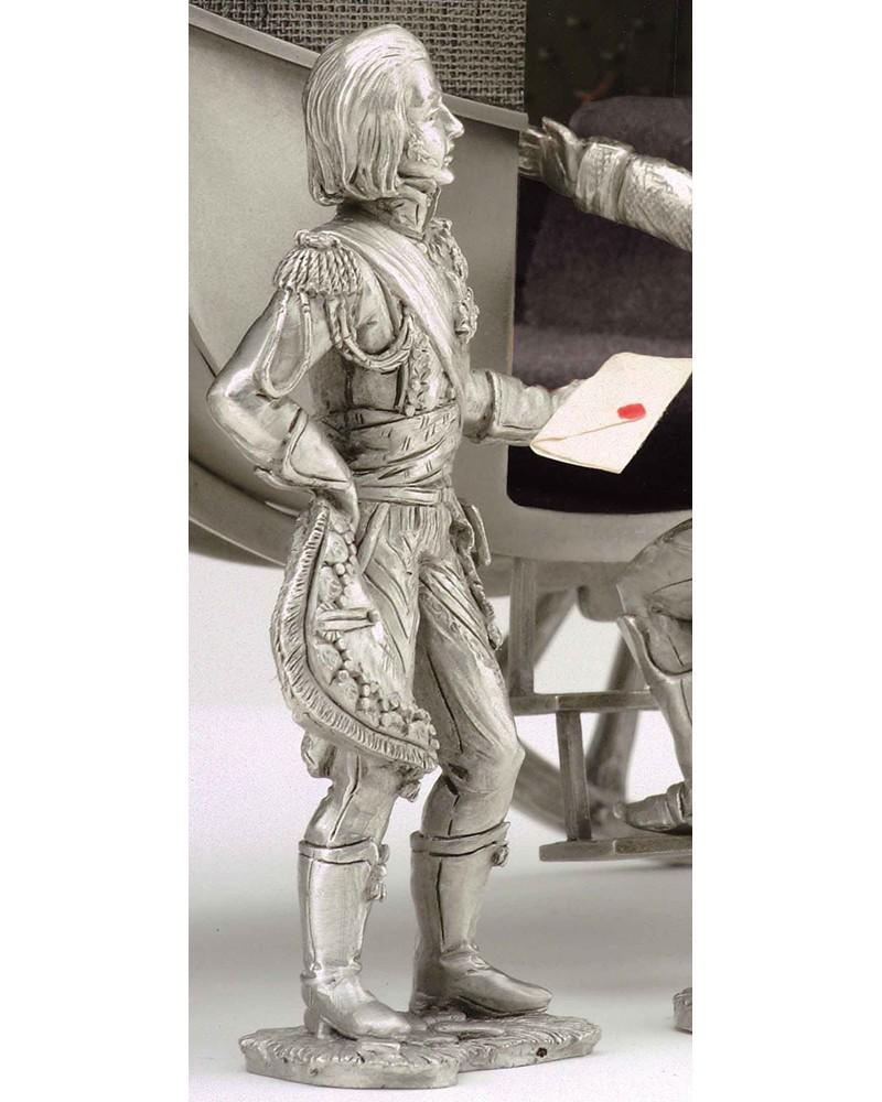Figurine : Officier d'escorte de l'Empereur (N2)
