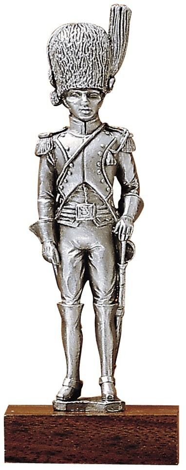 Figurine : Trompette de carabiniers, grande tenue 1807-1810