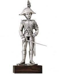 Figurine : le général Pierre-Augustin Hulin, 1758-1841