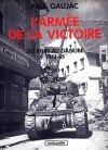 L'Armée de la Victoire, tome 4 : Du Rhin au Danube 1944-1945