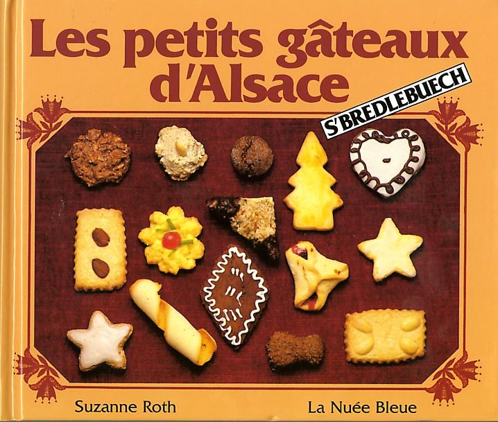 Petits gâteaux d'Alsace
