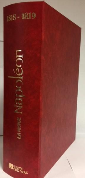 Coffret revue Napoléon, années 2018-2019