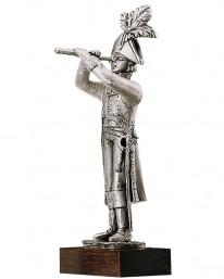 Figurine : le général Servan de Gerbey, 1741-1808
