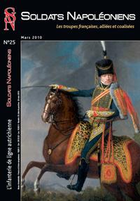 Soldats Napoléoniens n° 25, ancienne série