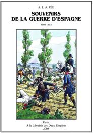Souvenirs de la guerre d'Espagne 1809-1813