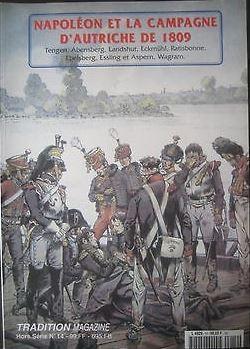 HS n°14 : Napoléon et la campagne d'Autriche de 1809