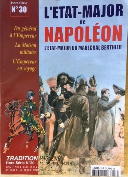 HS n°30 : L'état-major de Napoléon