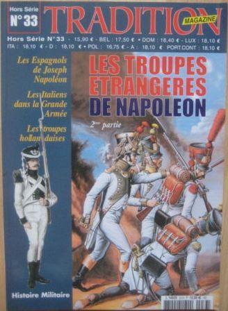 HS n°33 : Les troupes étrangères de Napoléon 2e partie