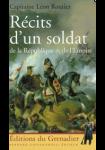 Récits d'un soldat de la République et de l'Empire 1792-1830