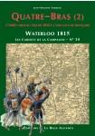 Quatre-Bras (2) : Waterloo 1815, Carnets de la campagne n° 14