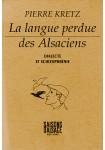 La langue perdue des alsaciens