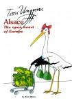 L'Alsace côté coeur - Tomi Ungerer (Anglais)