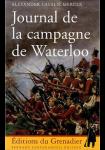 Journal de la campagne de Waterloo