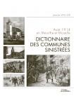 Août 1914 en Meurthe-et-Moselle : Dictionnaire des communes sinistrées