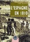 L'Espagne en 1810 Souvenirs d'un prisonnier de guerre anglais