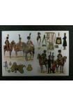 Rousselot n° 94 : Chasseurs à cheval de la garde, officiers 1800-1815