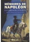 Mémoires de Napoléon : la campagne d'Egypte