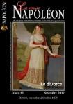 La Revue Napoléon n° 40, ancienne série