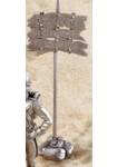 Figurine : pancarte (T17)