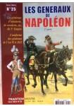HS n°25 : Les généraux de Napoléon 1re partie