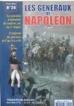 HS n°26 : Les généraux de Napoléon 2e partie