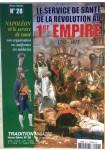 HS n°28 : Le service de santé de la Révolution au premier Empire